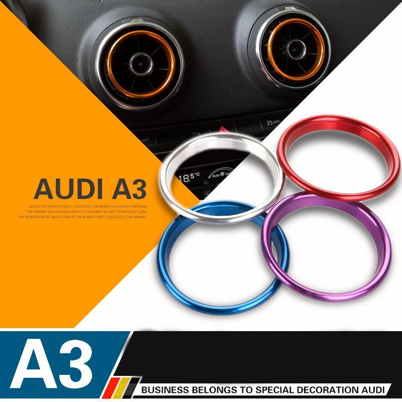 Auto-interieur accessoires Voor AUDI A3 instrument bureau ...