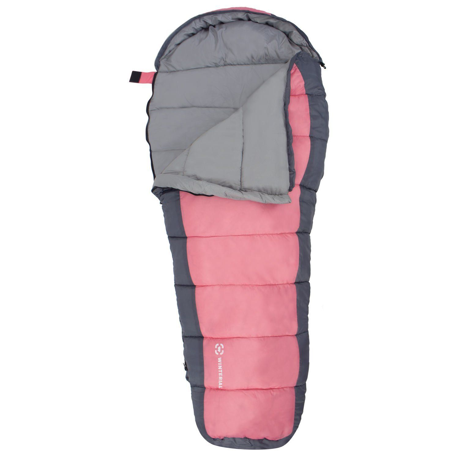 Winterial Kids Sleeping Bag Youth Mummy Bag Camp This is an