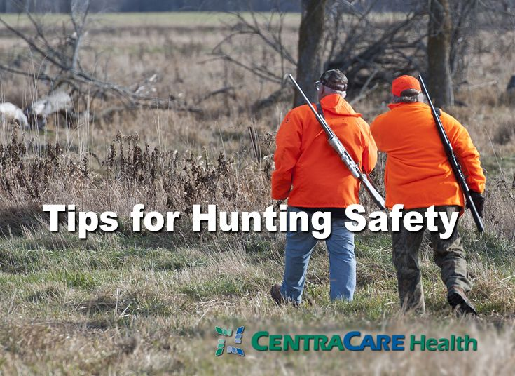Keep safe while enjoying the thrill of the hunt Hunting