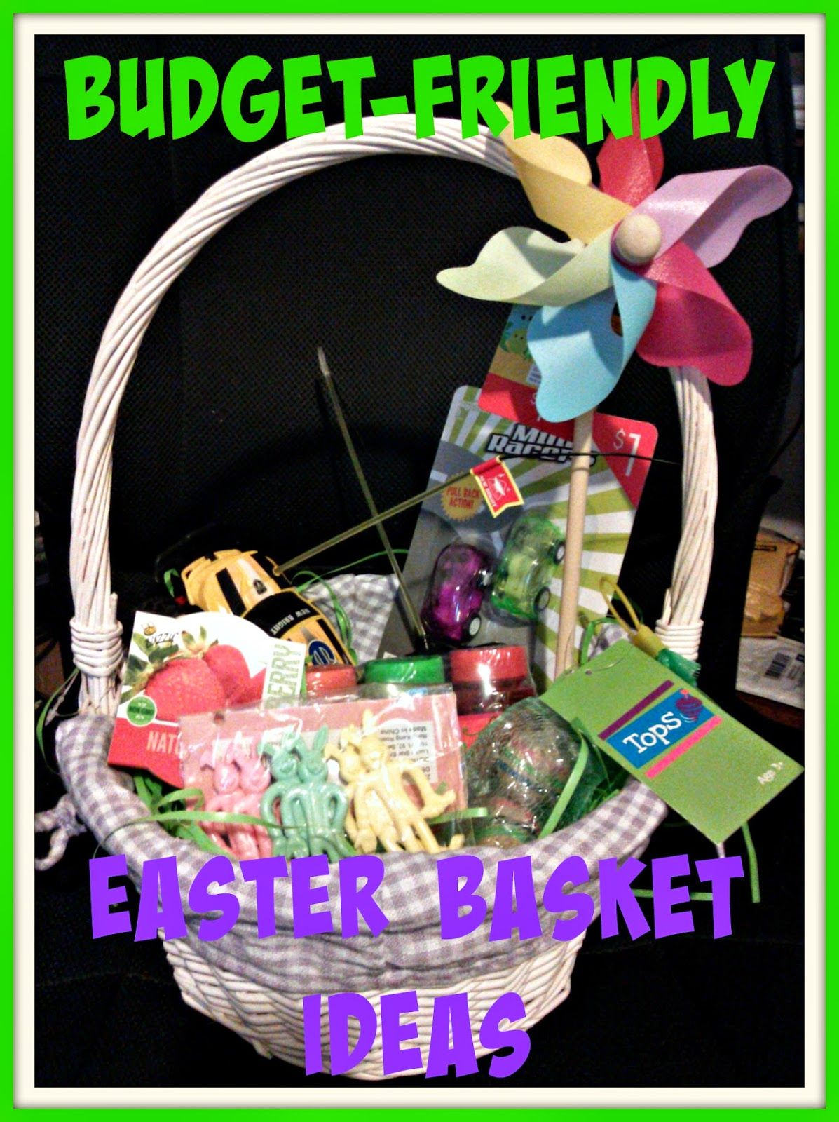Budget friendly easter basket ideas basket ideas easter baskets mixed bag mama budget friendly easter basket ideas negle Choice Image