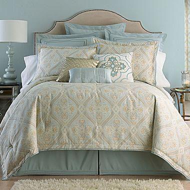 Cindy Crawford Coronado Paisley Comforter Set Jcpenney