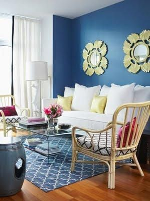 colorful spring decorating ideas for living rooms stylish rh pinterest com