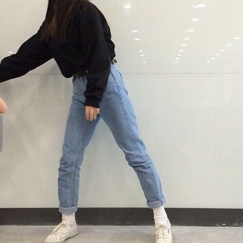 jean boyfriend style ann es 80 spring autumn outfits pinterest jeans boyfriend ann e 80. Black Bedroom Furniture Sets. Home Design Ideas
