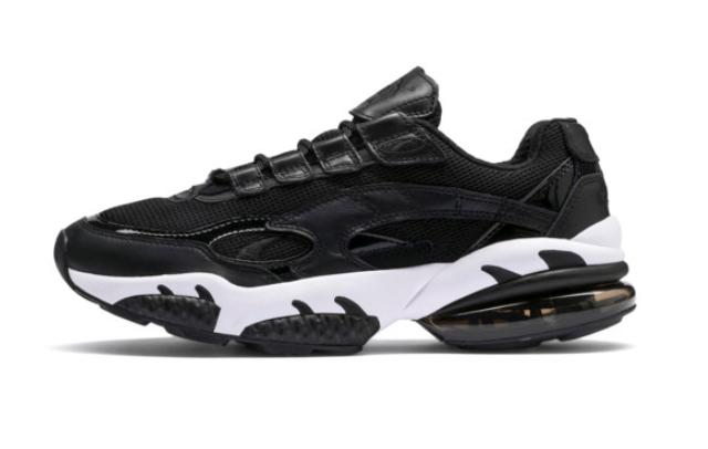 CELL Venom Reflective Sneakers Color Puma Black-Puma White ...