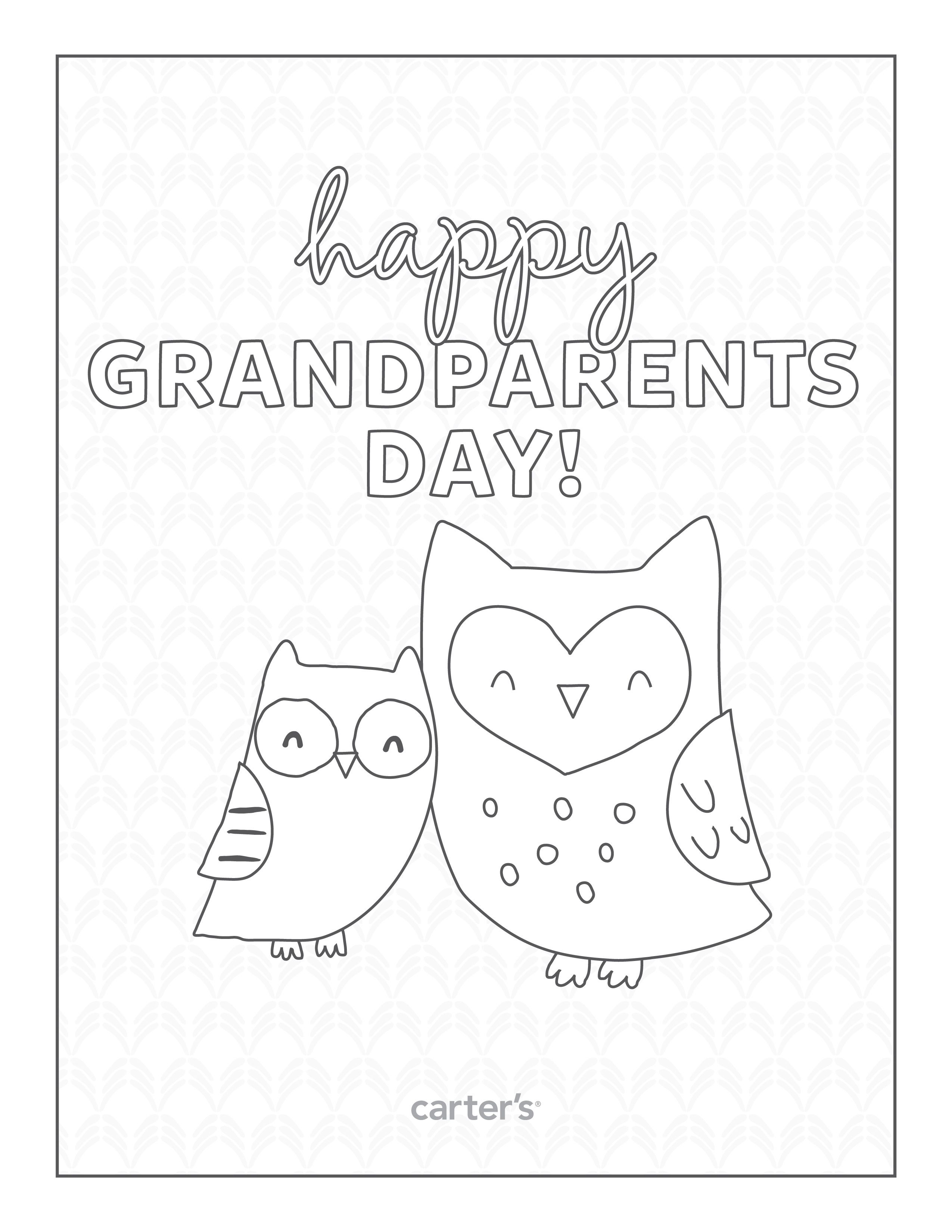 Grandparent S Day Is Sunday Sept 7th Download This And