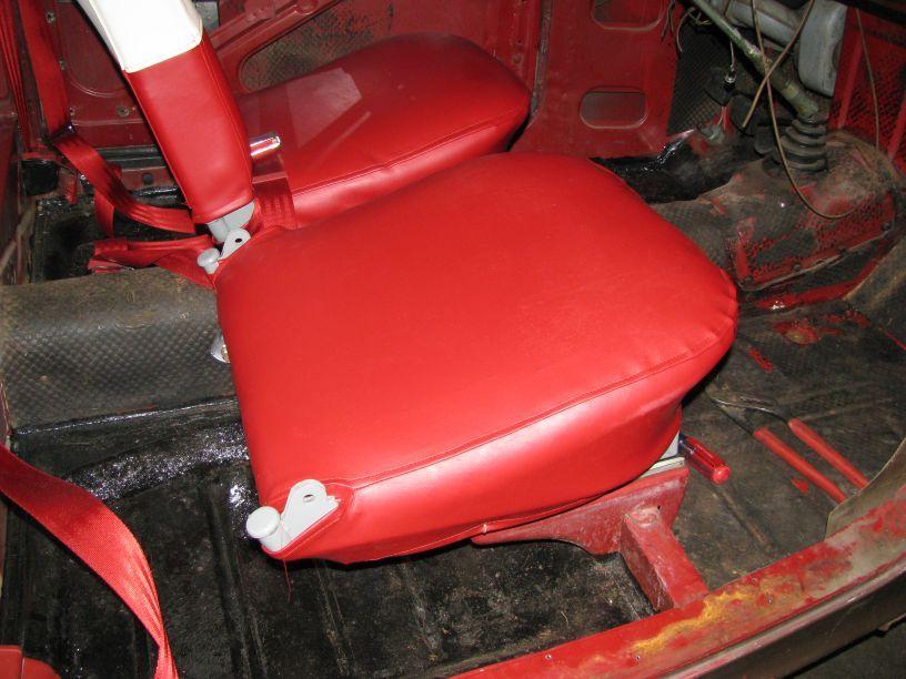 How to Reupholster a Car Seat Reupholster car seats, Car