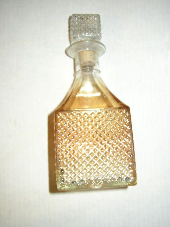 Old Forrester decanter by SandridgeAntiques on Etsy