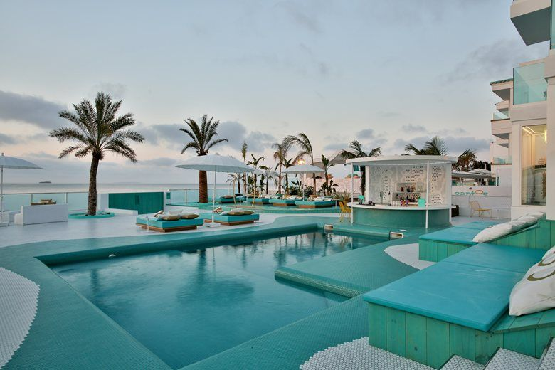 View Full Picture Gallery Of Hotel Santos Dorado Seaside Hotel Hotel Architecture Hotel