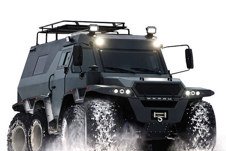 The Shaman Is The All Terrain Vehicle Of Your Dreams Man Of Many Terrain Vehicle All Terrain Vehicles Amphibious Vehicle