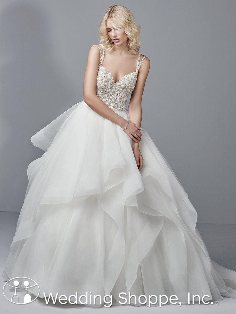 Sottero and Midgley Micah Ball Gown Wedding Dress | 2017 Bridal ...