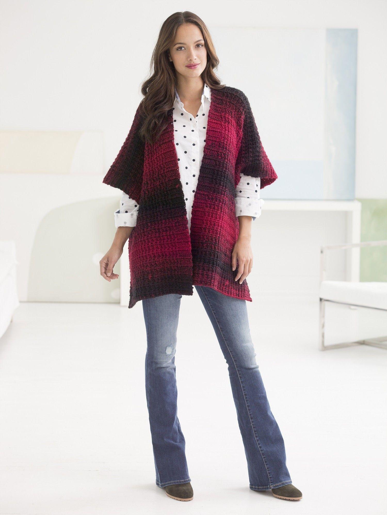 Crochet Kit - Free Spirit Crochet Topper | I wanna make this | Pinterest