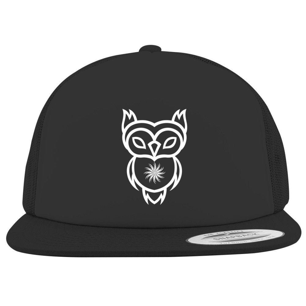 Owl Foam Trucker Hat