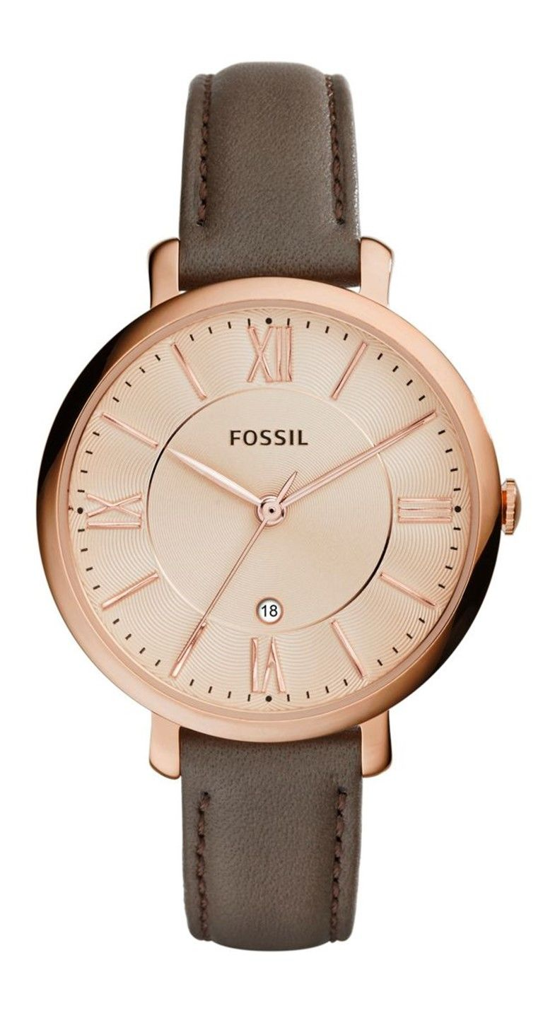 2526a4948c28 Fossil Jacqueline watch