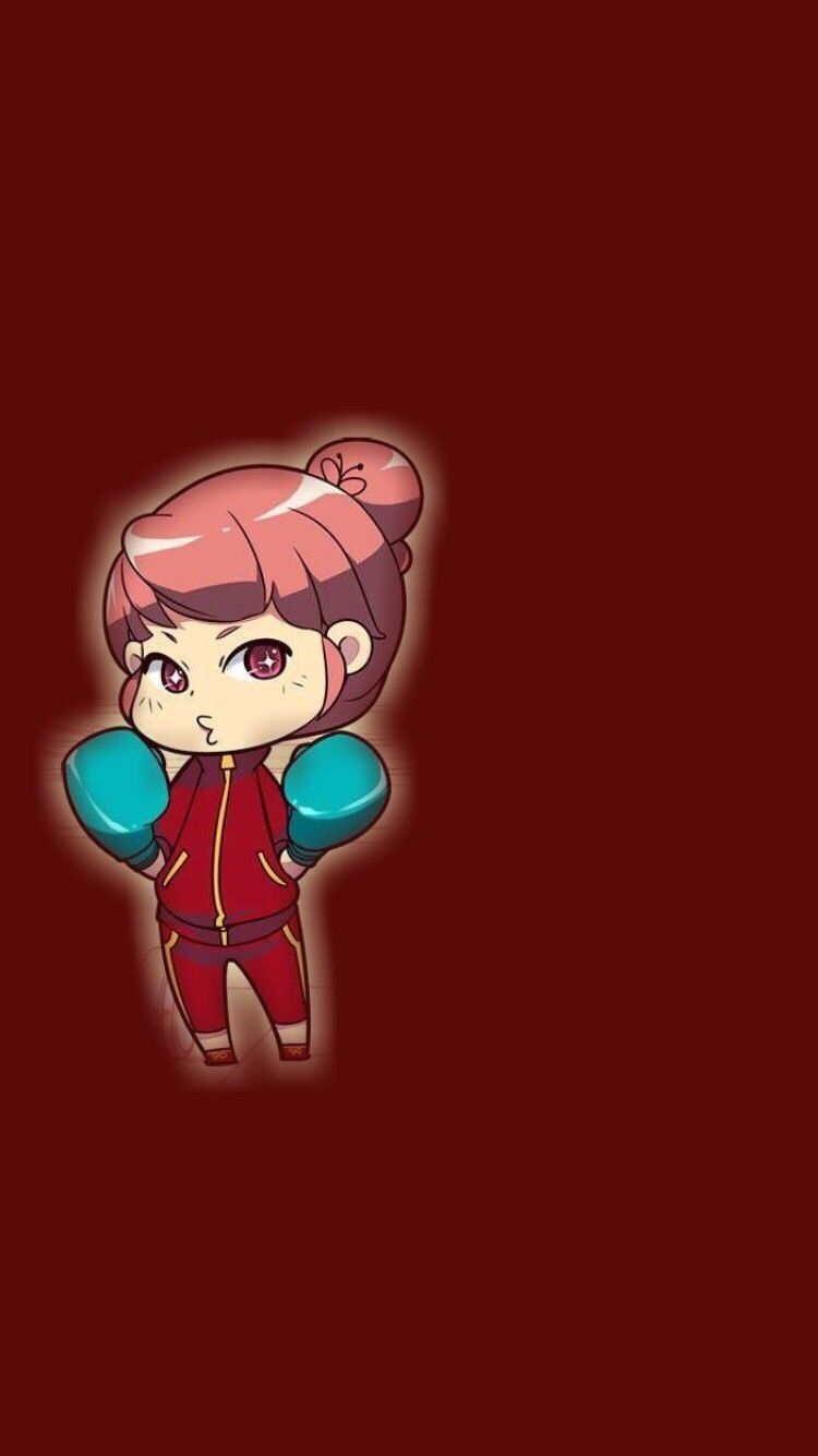 Moonyoung Lee 이문영 Chibi From Girls Of The Wild S By Hun And