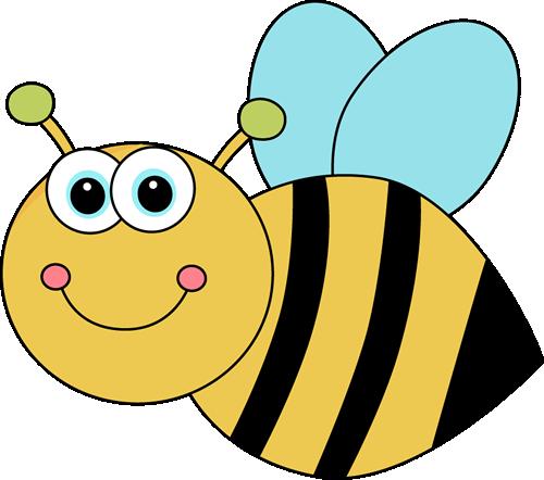 Clip Art Cartoon Bee Bee Images Free Clip Art