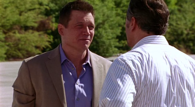 """Burn Notice 3x02 """"Question and Answer"""" - Sam Axe (Bruce ..."""