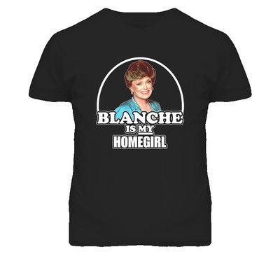 Blanche!