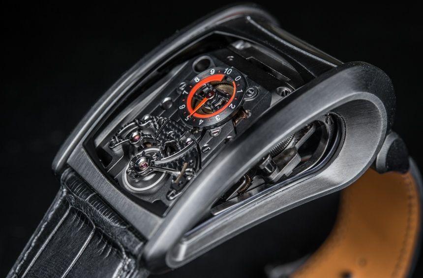 Parmigiani Bugatti Super Sport Watch Hands-On | aBlogtoWatch
