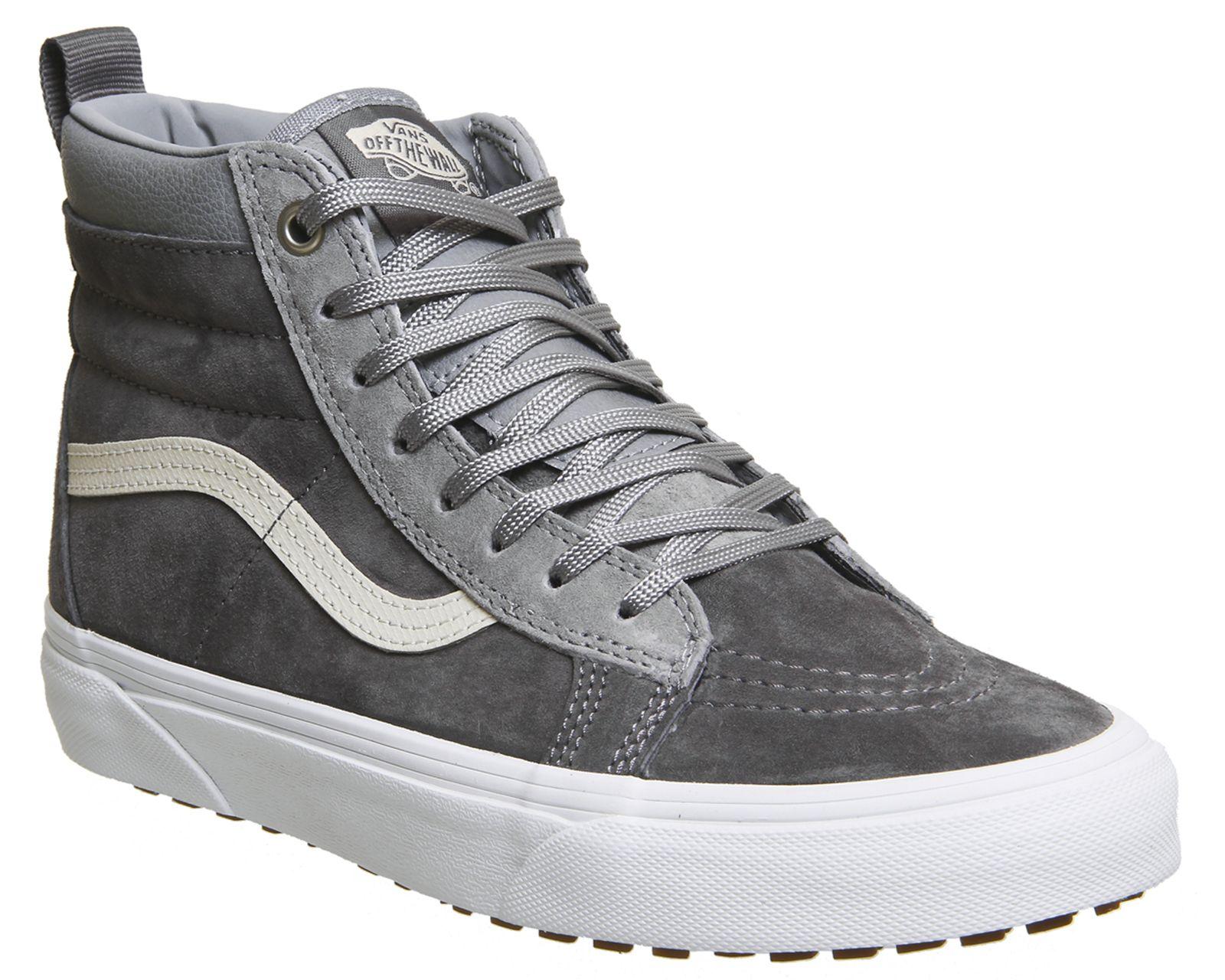 Sk8 Hi Mte | Vans sk8, Vans, High top sneakers
