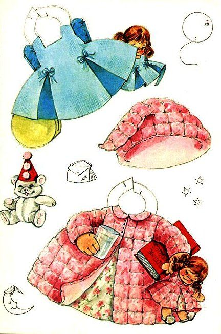 Toodles: A Walking Paper Doll, 1966.