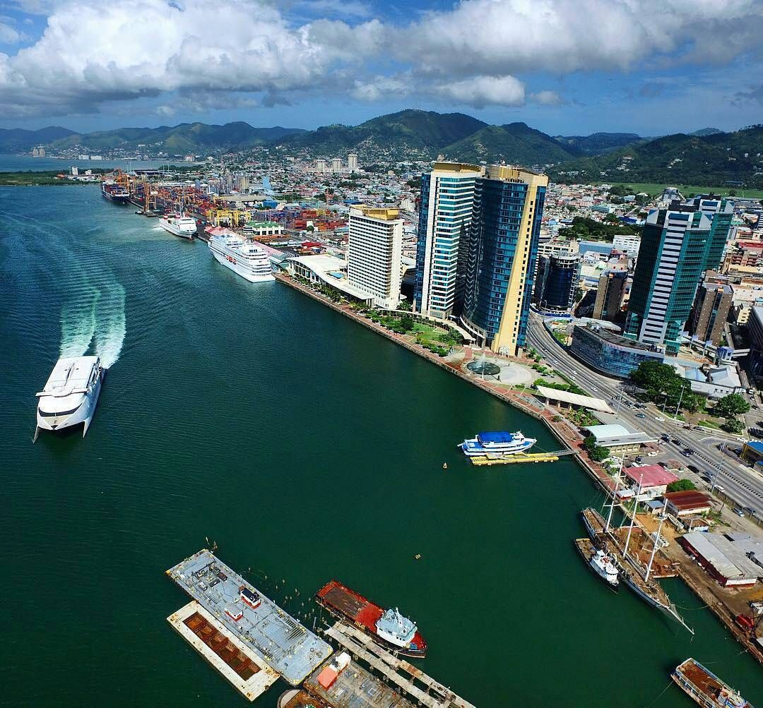 Port of spain trinidad ass