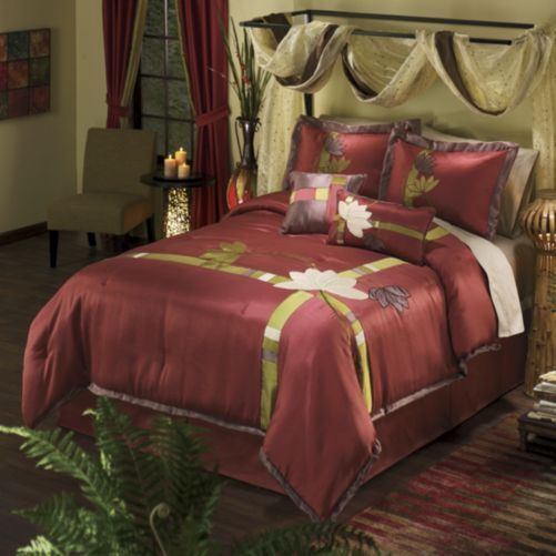 Joyous Bedding & Window Treatments from Seventh Avenue