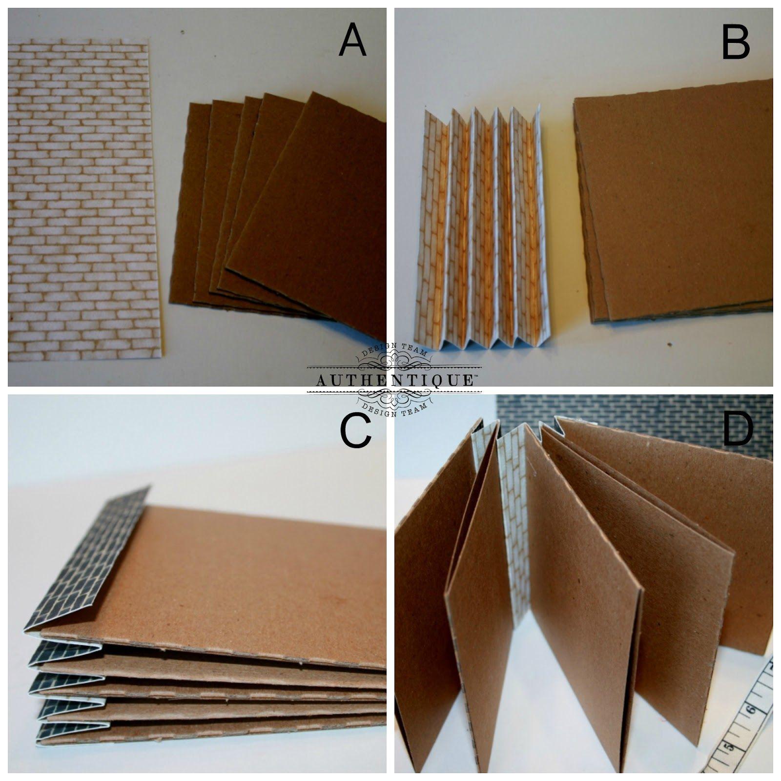 как соединить листы открытки качественное изделие, удобное