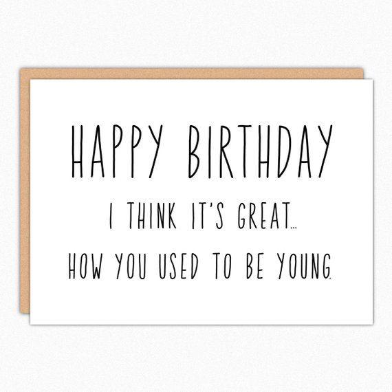 Brother Birthday Card Funny Funny Birthday Cards Funny Etsy Birthday Cards For Brother Funny Birthday Cards Birthday Cards For Boyfriend