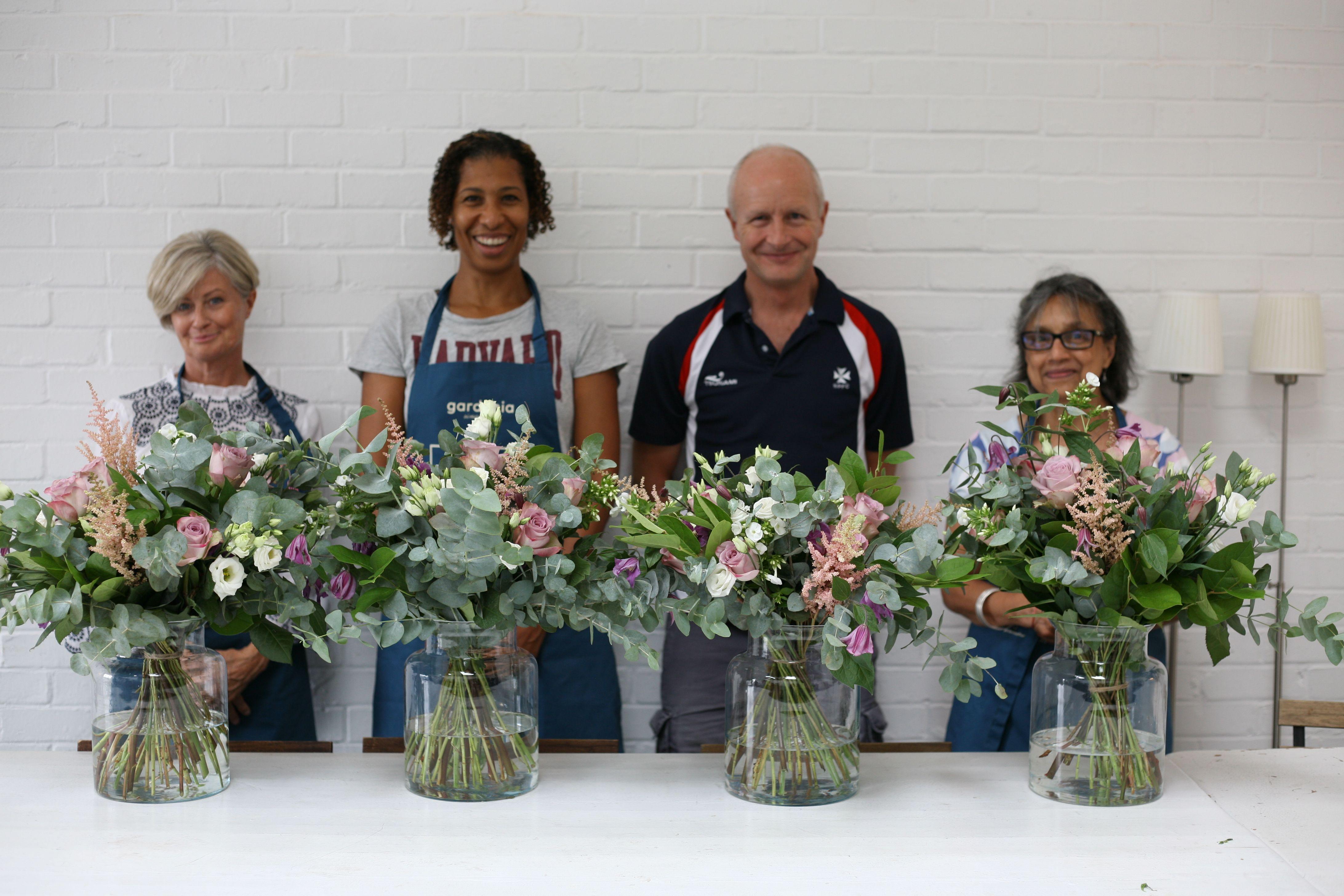 Idea By Lina Vensloviene On Handcraft Flower School Happy Flowers Flowers