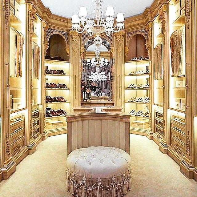 The Closet Squad - Closet Inspiration: Masterful woodwork ...