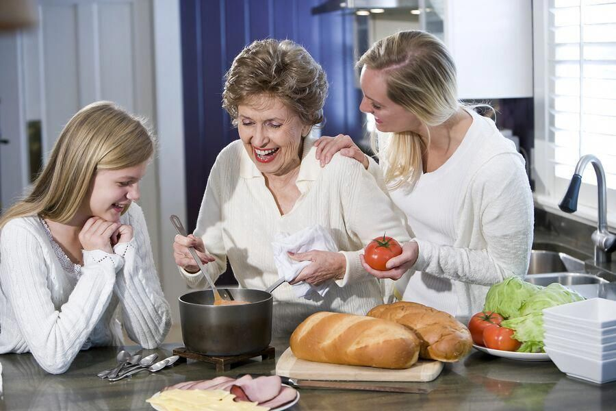 Home Care Services in Sandy Springs GA: Being a sandwich ...