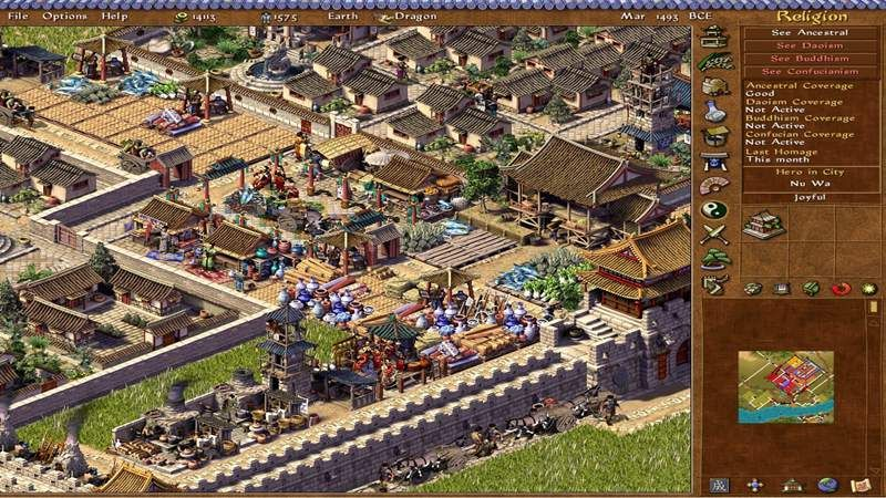 Emperor Rise Of The Middle Kingdom Free Download Pc Games Part 5