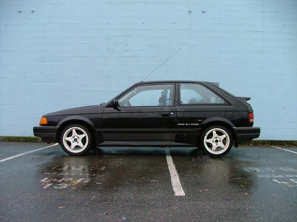 1989 Mazda 323 GTX 4WD | cars | Pinterest | Mazda, Cars ...