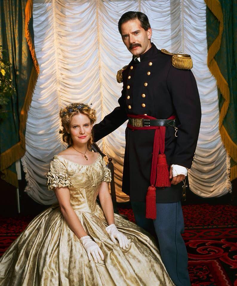 Hallmarks The Love Letter... The long ago couple