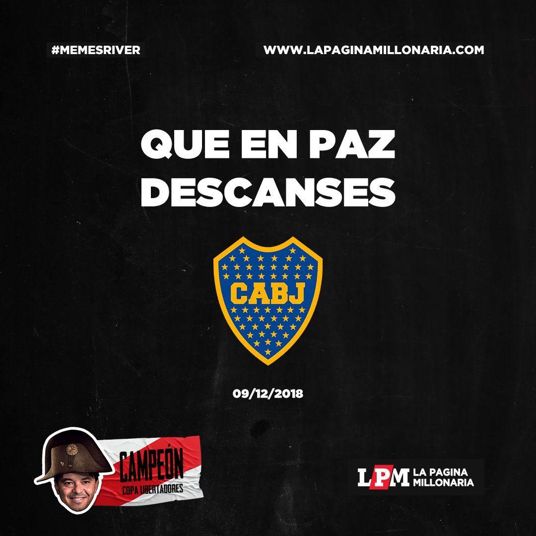 Ale Dente Lpm Cargadas A Boca Imagenes De River Plate La Pagina Millonaria