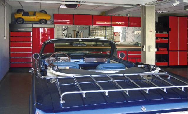 7 clés pour un garage bien organisé - http://www.systemed.fr/