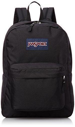 JanSport Superbreak Classic Backpack Black | jansport backpack ...