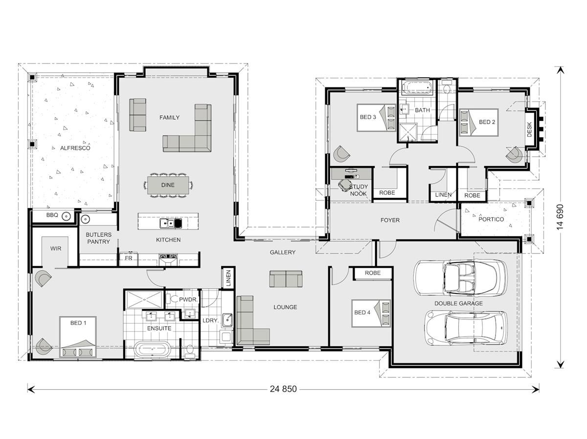 Mandalay 224 element our designs cairns builder gj for House plans cairns