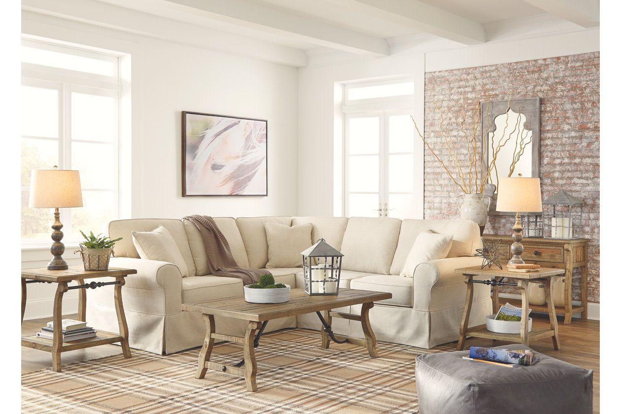 Shermyla 2 Piece Sectional Furniture Furniture Homestore