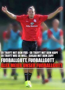 Bayern Frankfurt Lustig