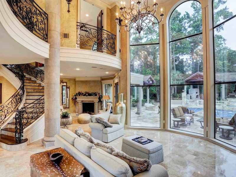 mediterranean style homes houston