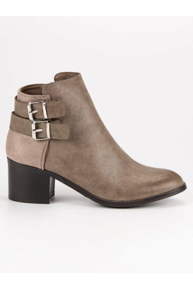 5a69659ed6c4a Štýlové topánky s prackou Super Mode | Členkové čižmy - NAJ.SK ...