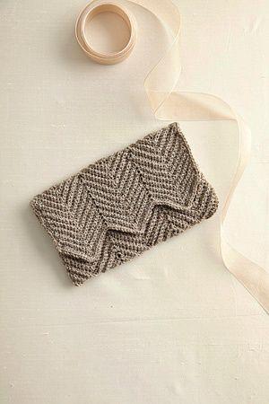 Wedding Details: Crochet | Häkeln, Gehäkelte taschen und Tasche häkeln