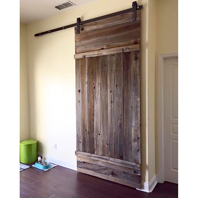 """Love my ""new"" door. Want to share my project with you. VERY Happy with my hardware. Thank you for a great product."" -Maureen Gaumer"