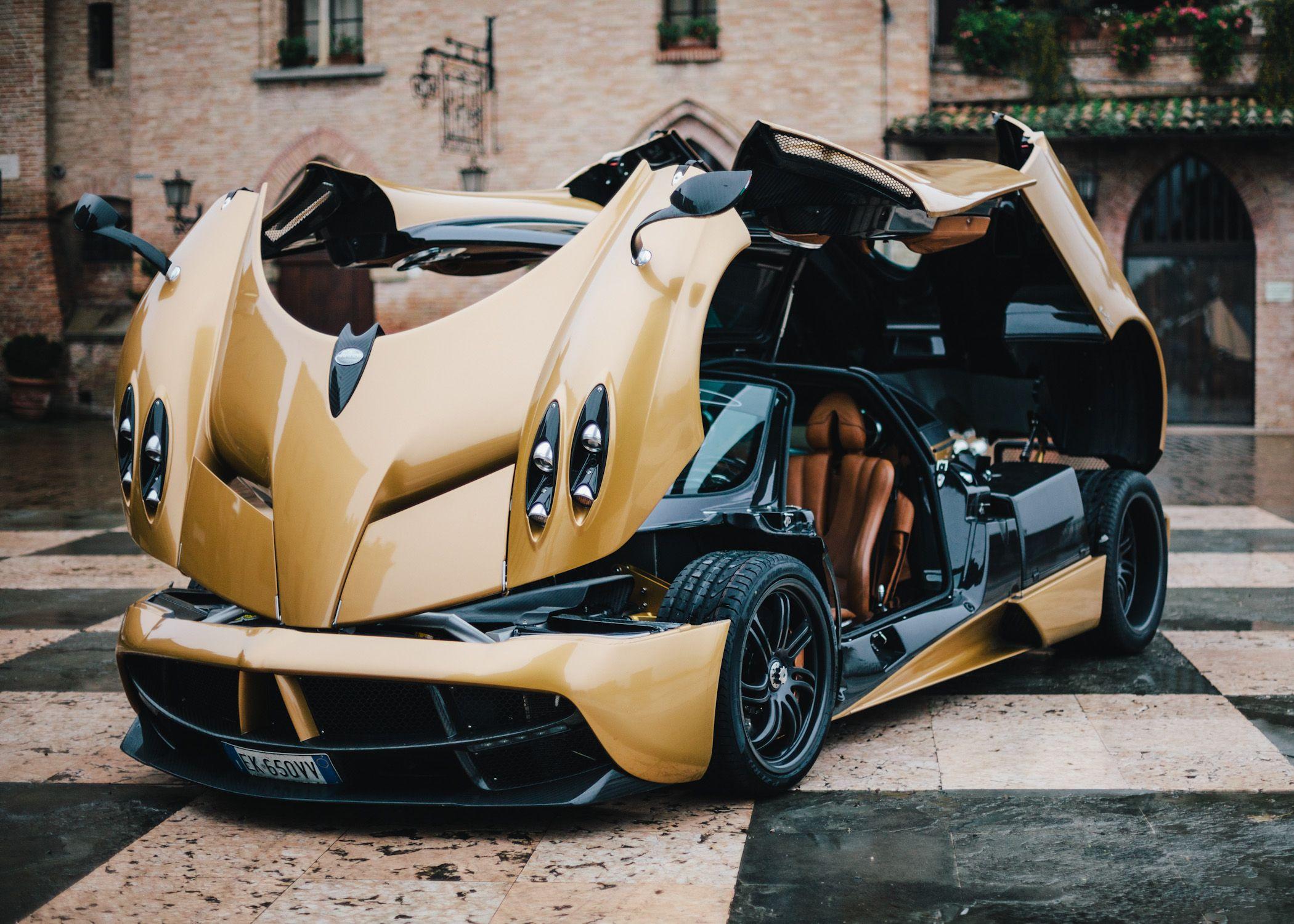 Pagani Huayra Hands On With Pagani S Latest Hypercar Don T Mess