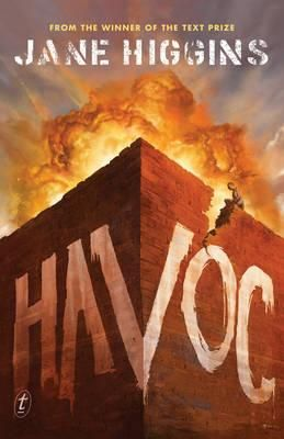 Havoc - The ceasefire is barely holding. Southside waits, with a kind of hope that feels like defeat. Then Cityside blows up the bridge.  And amid the chaos and rubble Nik and Lanya are drawn into a complex web of power, fear and betrayal. Who is the girl found crying out from the bombed bridge? What is her connection to the secret experiments taking place at Pitkerrin Marsh? And why does she cry 'havoc'?