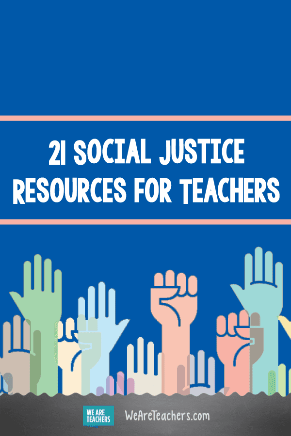 Here Are 22 Free Resources For Teaching Social Justice In The Classroom Teaching Tolerance Social Justice Topics Social Justice Education