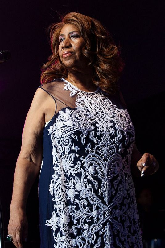 Aretha Franklin Covers Adele S Rolling In The Deep For Her