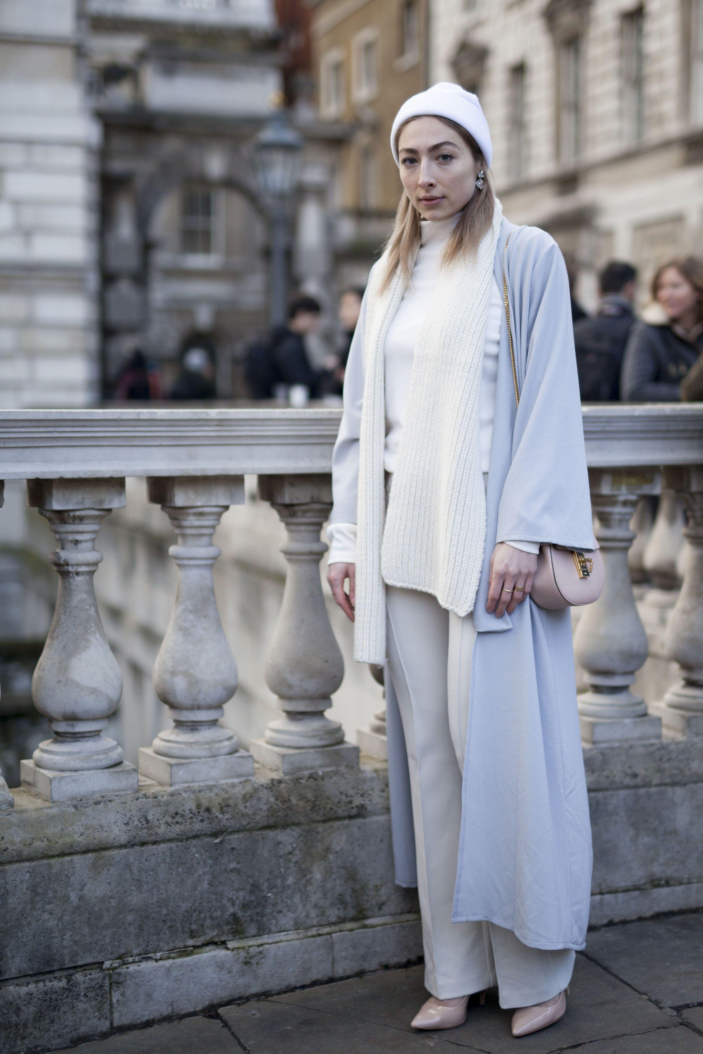 Galeria de Fotos Para todos os gostos: looks clássicos e ousados no street style de Londres // Foto 46 // Notícias // FFW