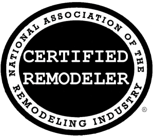 We are proud to have NARI Certified Professionals on all of our projects and job sites